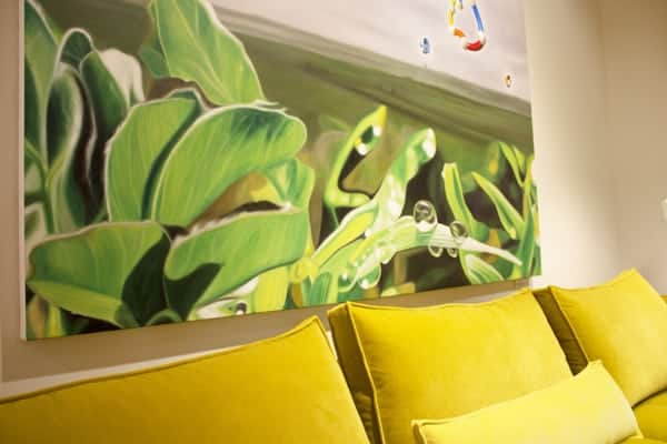 Ausstellung Malerei Luxus Wandbilder