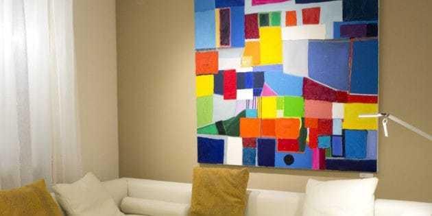 Gemälde kaufen - Moderne Kunst Ölbilder - Acrylbilder abstrakt