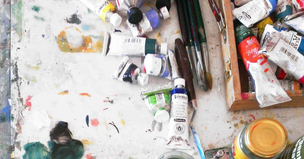 Wie lange dauert es sich ein echtes Ölgemälde malen zu lassen?