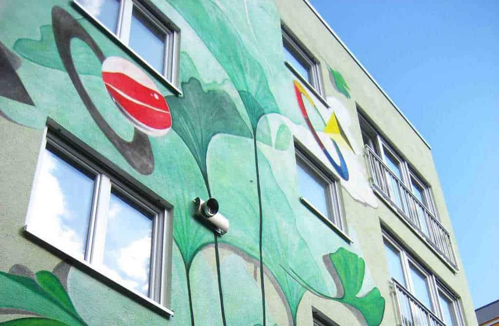 Individuelle Raumgestaltung mit professioneller Wandmalerei vom Künstler