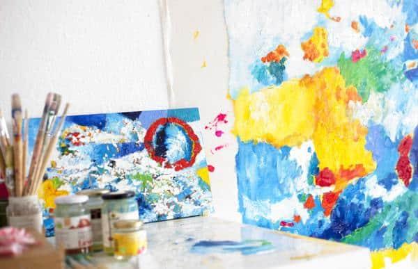 Gemälde malen lassen vom Künstler