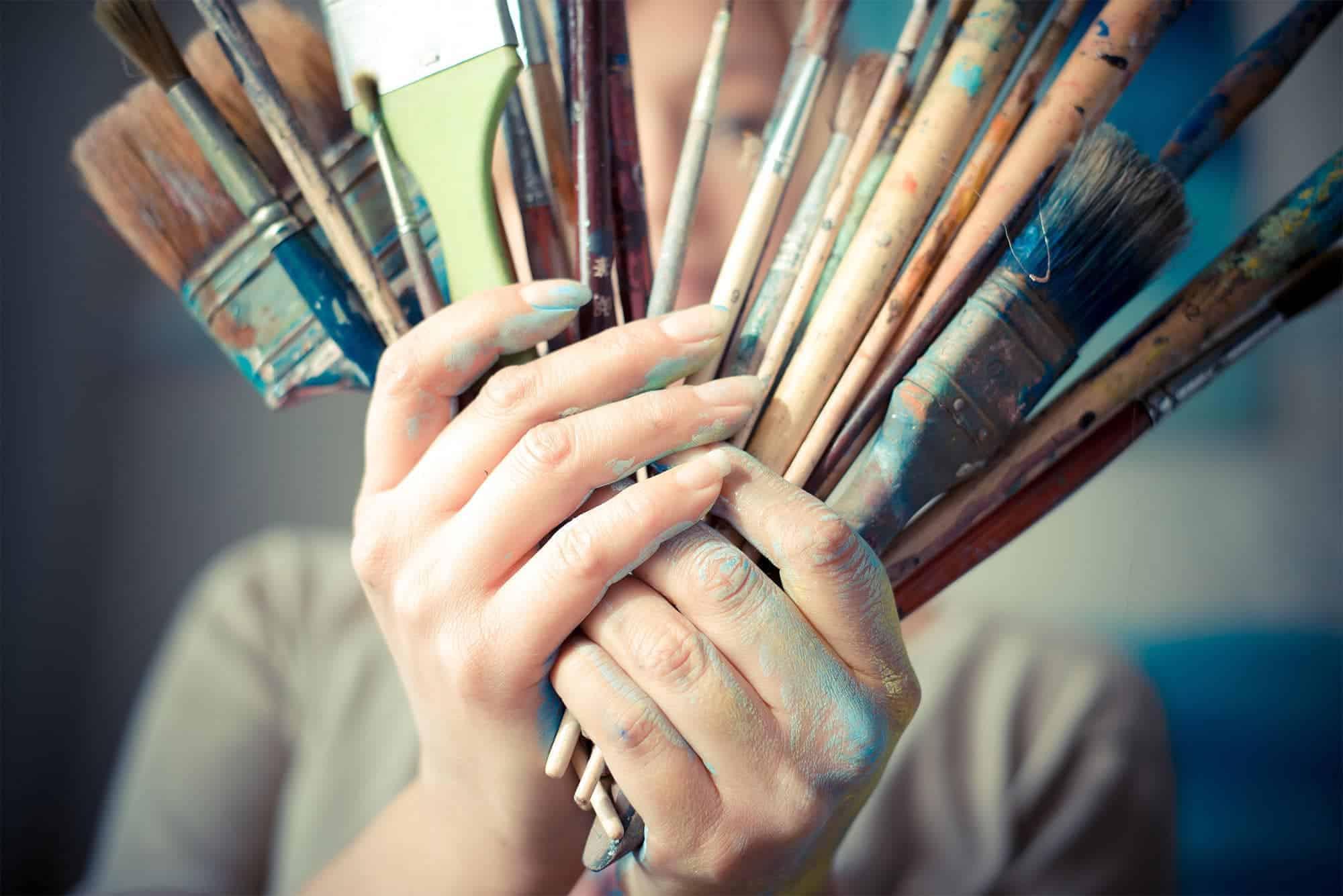 4 wichtige Tipps, wenn Sie sich ein Portrait malen lassen