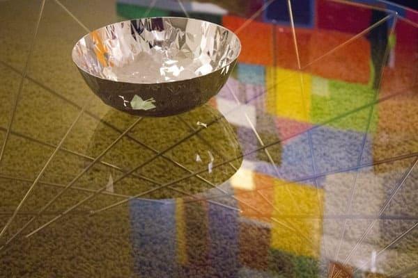 Ausstellung Malerei Raumdekoration