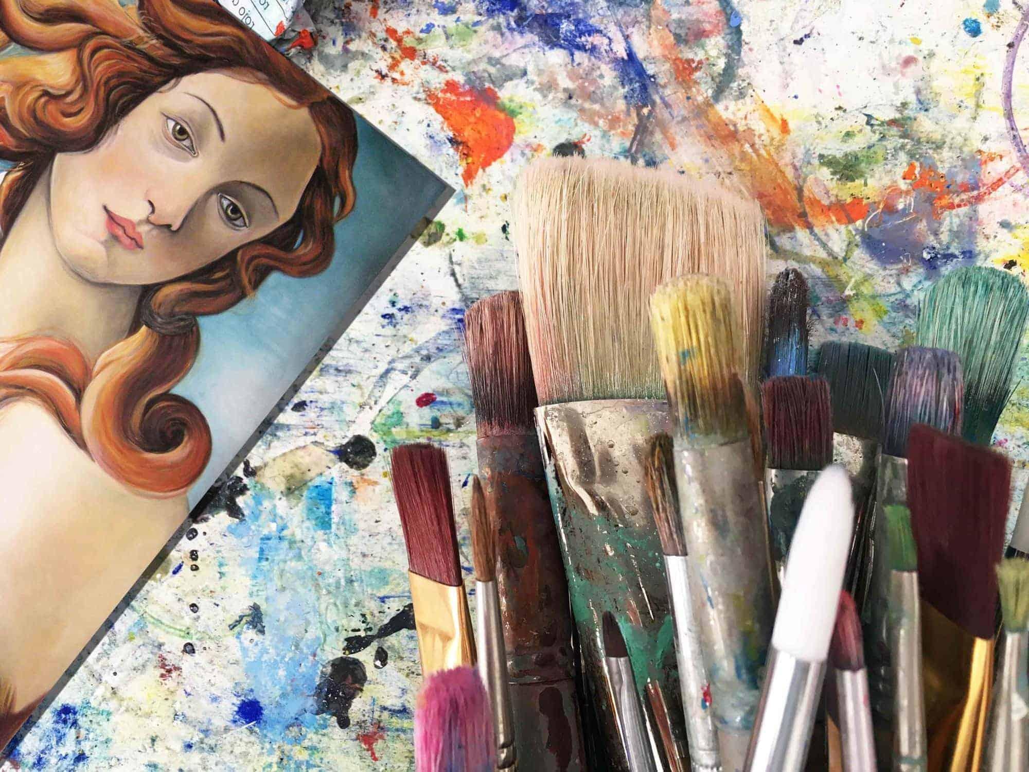 Porträt malen lassen – 6 Tipps für Ihr Gemälde