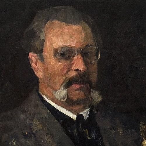 portraetmalerei alter meister mann