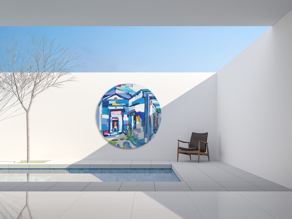moderne acrylbilder kaufen kuenstler unikat