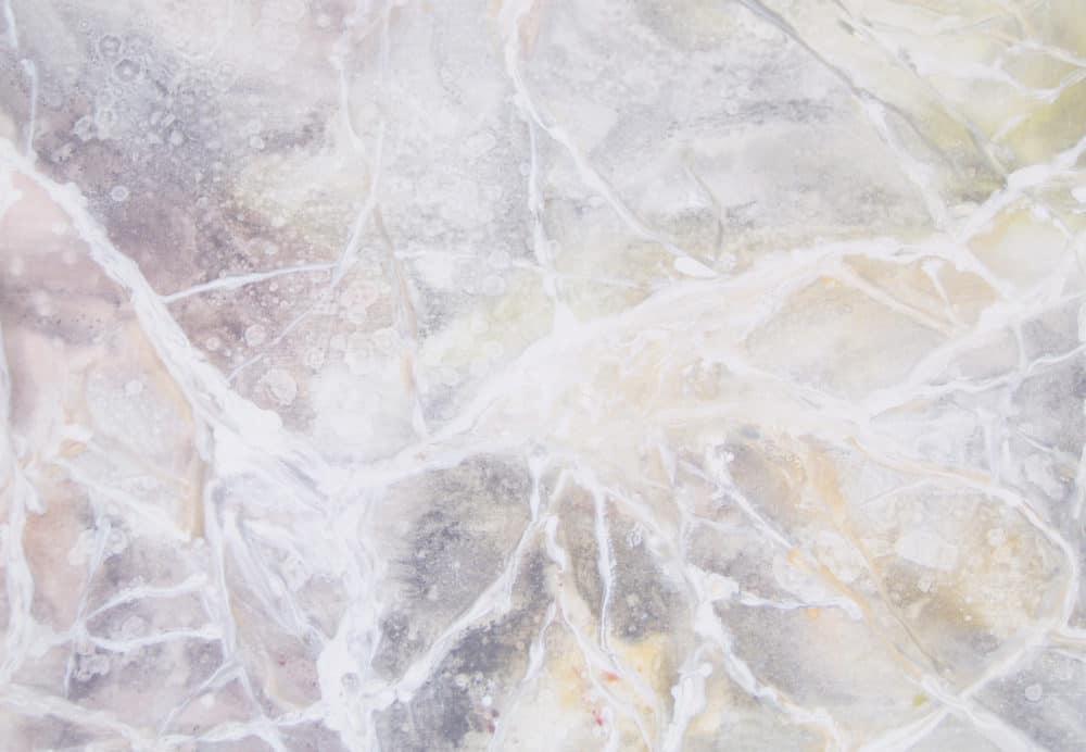 Ölgemälde auf Leinwand heller Marmor