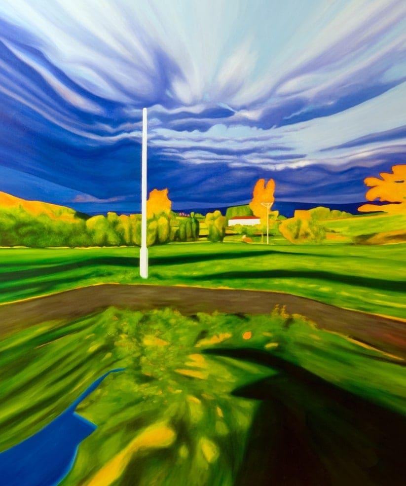 acrylbilder malen lassen modern kuenstler