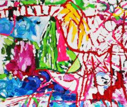 künstler moderne abstrakte malerei