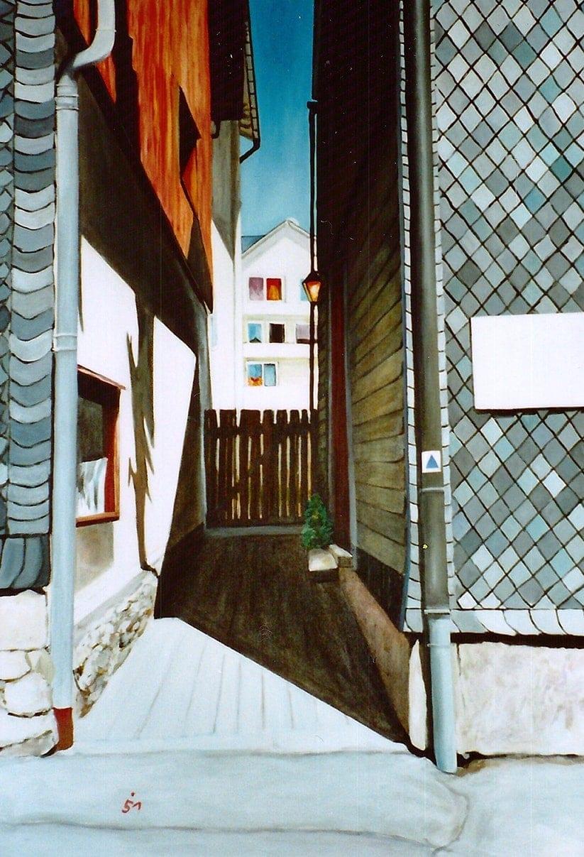 kuenstler nikolaus kriese moderne kunst architektur