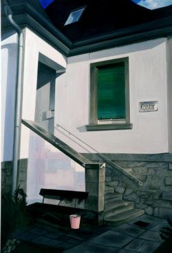 künstler moderne malerei kunst nikolaus kriese new leipzig school art