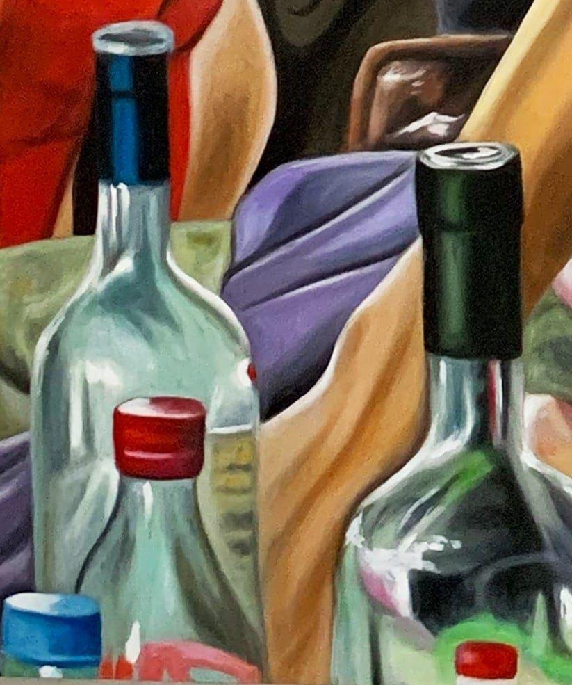Oil paintings from artist modern