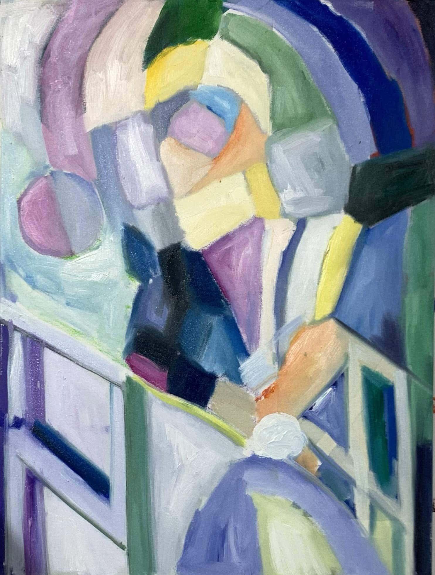 Oil paintings modern
