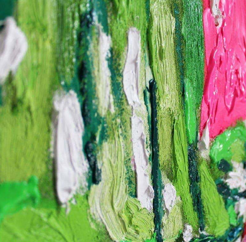 custom painting artwork acrylic painting