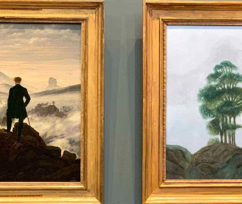 custom painting artwork museum