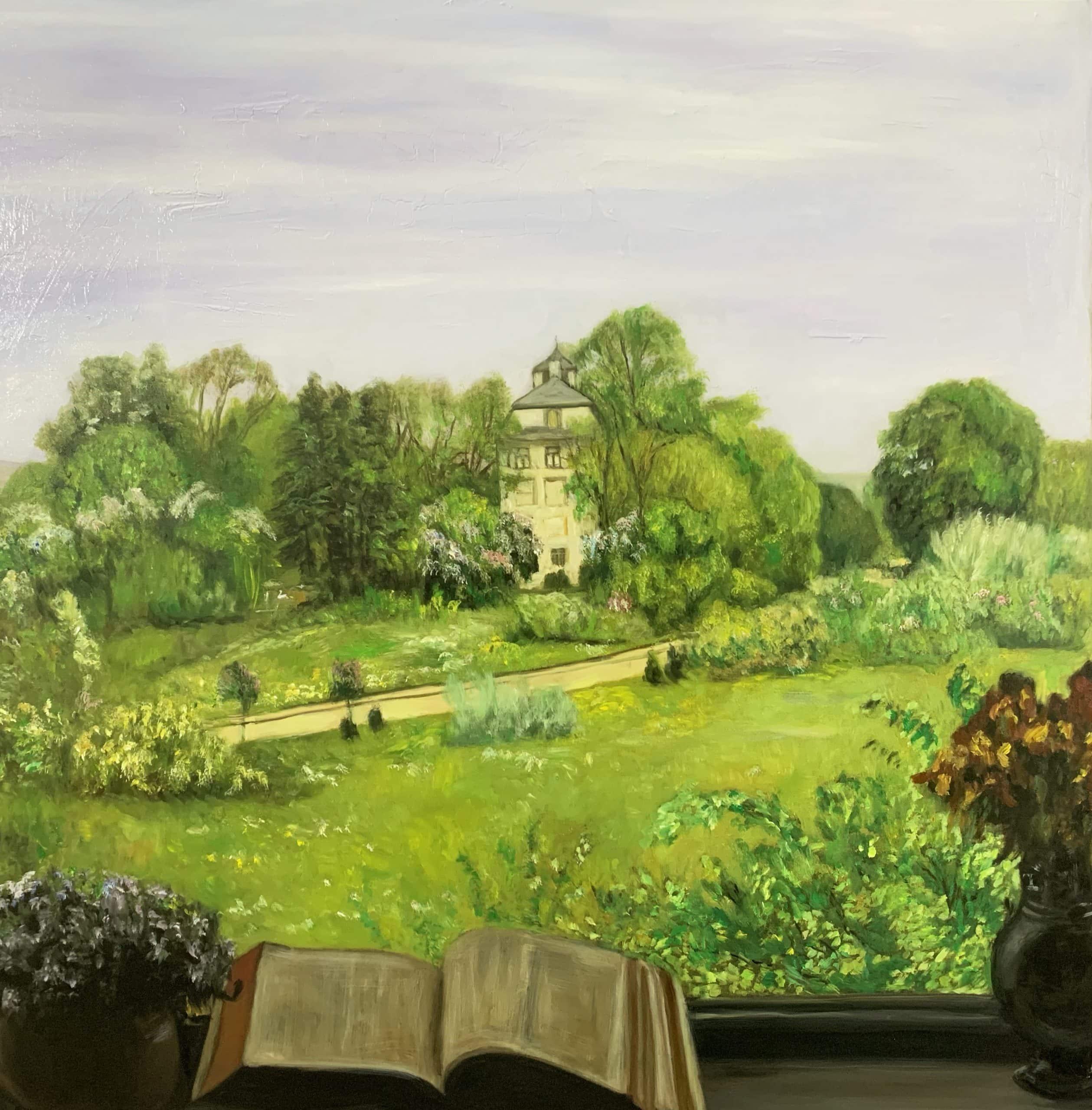 kunstkopie malerei landschaft