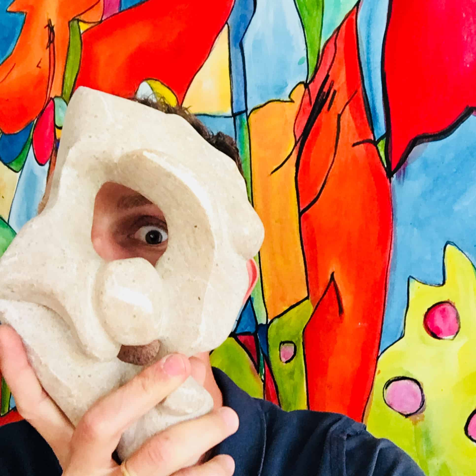 künstler nikolaus kriese atelier malerei