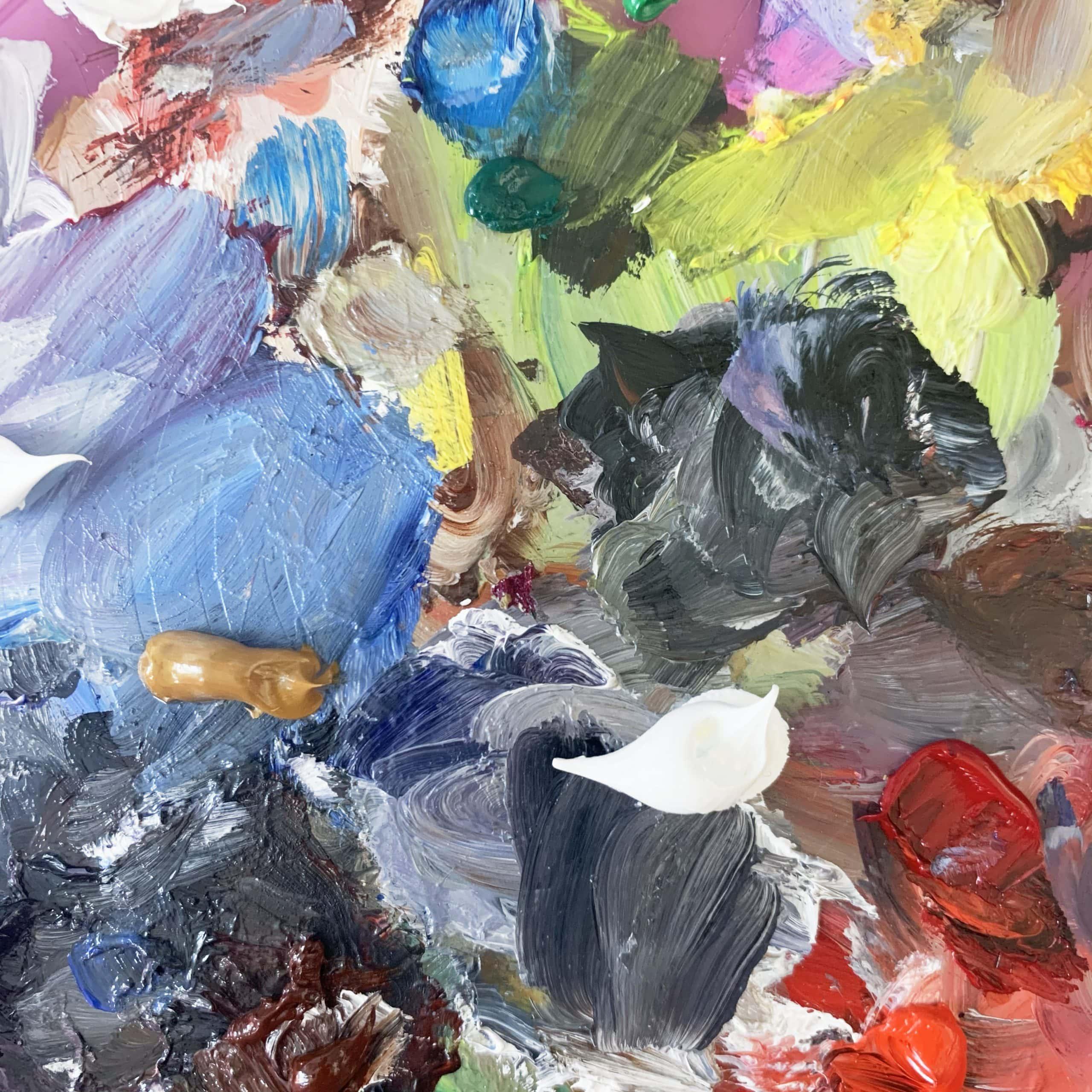 pictures paint atelier color